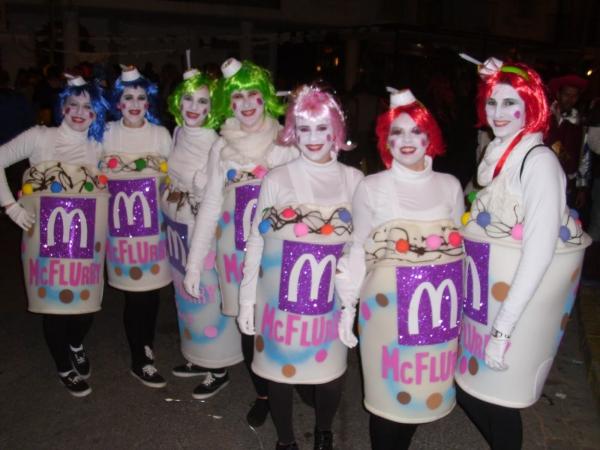 carnaval de mardi gras costume de dernière minute