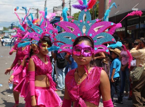 carnaval de mardi gras en Amérique Latine