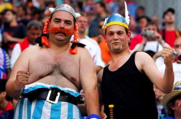 carnaval de mardi gras héros gaulois