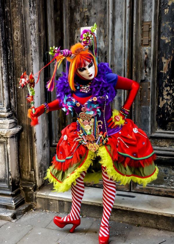 carnaval de mardi gras le carnaval de Venise