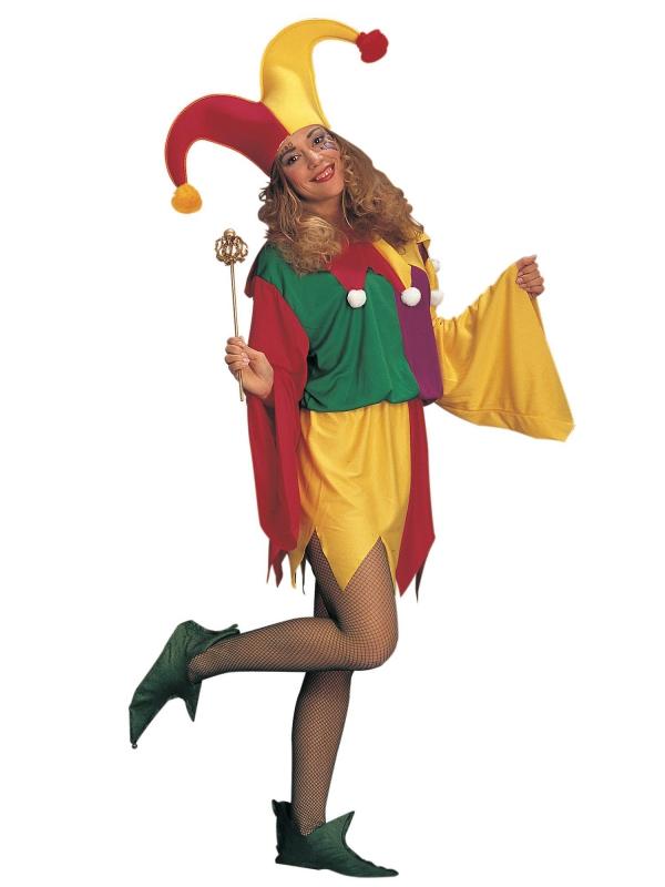 carnaval de mardi gras le clown du roi