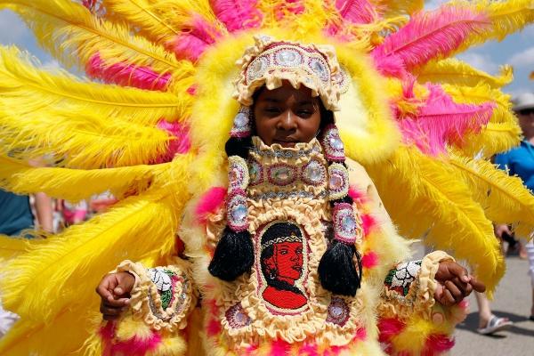 carnaval de mardi gras un costume incontournable