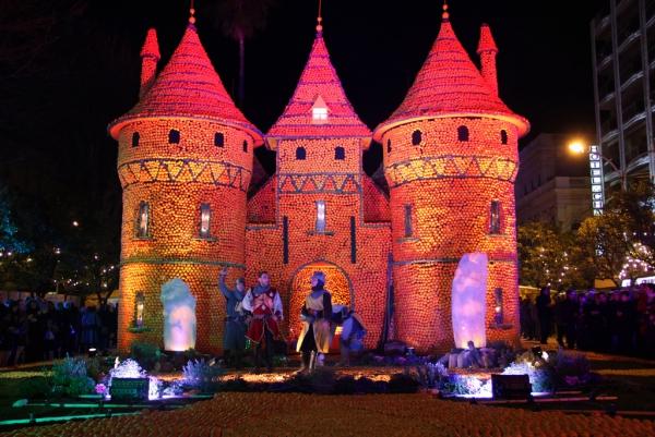 citron santé château médiéval