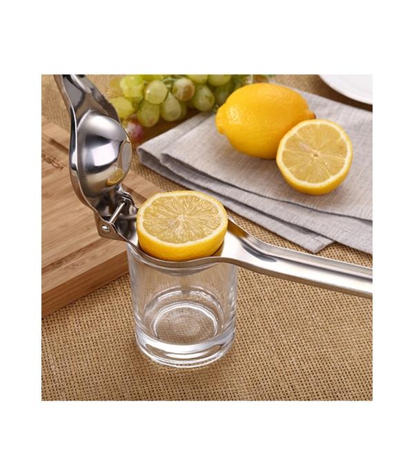 citron santé couper à moitié