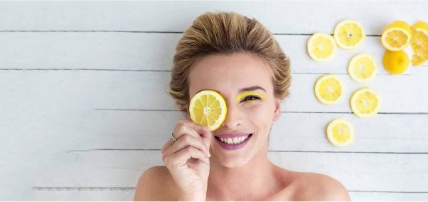 citron santé favorable pour la peau