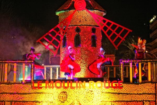 citron santé le Moulin Rouge en citrons