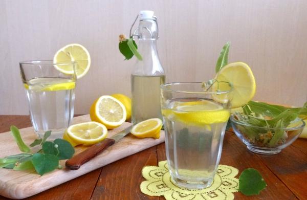 citron santé une tisane mixte