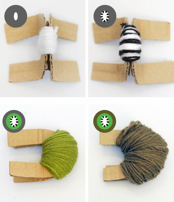 comment faire un tapis pompon