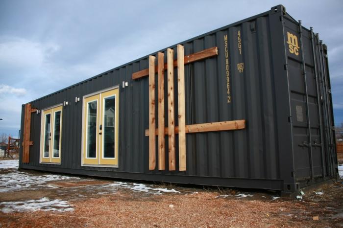 container habitable idée