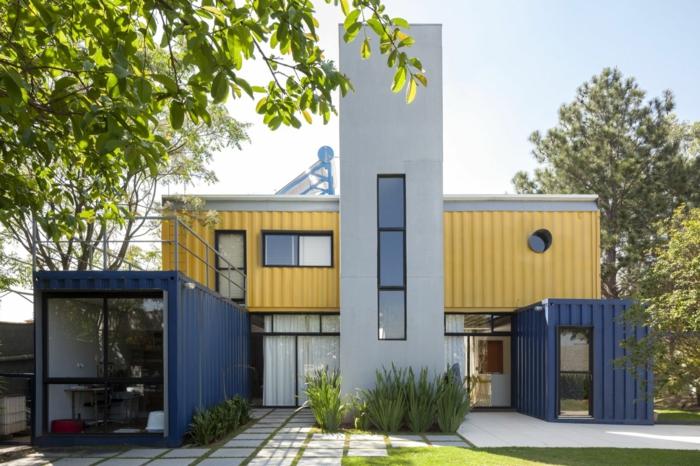 Container habitable : 40+ idées pour une maison économique et unique