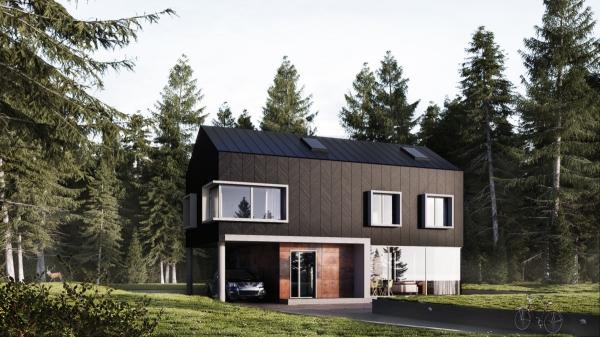 couleur façade maison tendance le rêve de tout le monde
