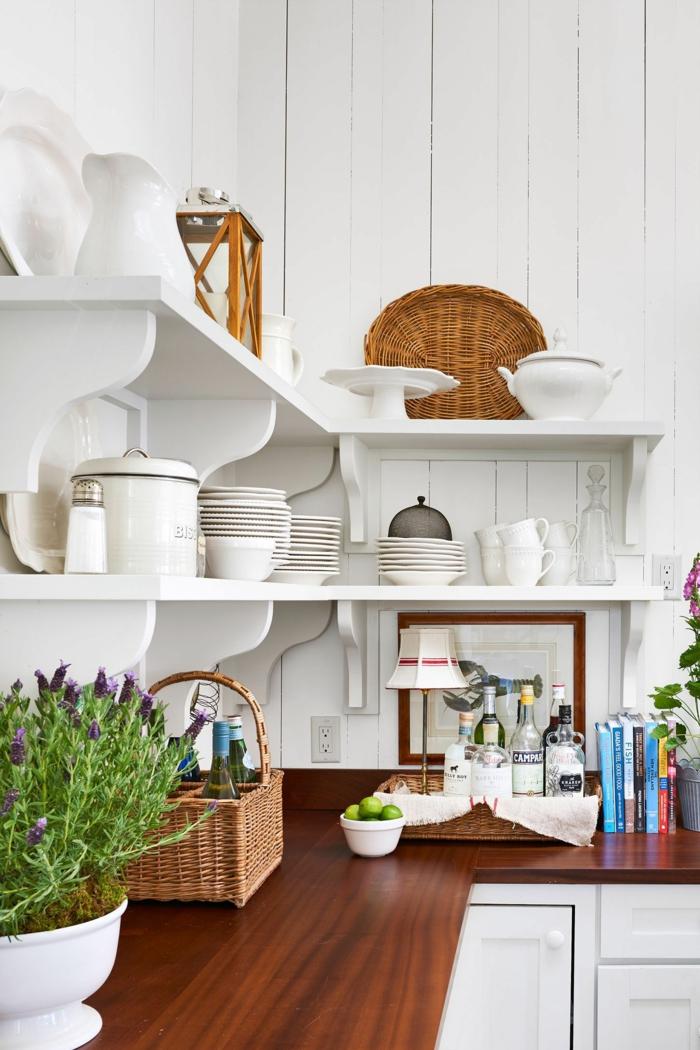 cuisine tendance 2019 les accents dans la d coration. Black Bedroom Furniture Sets. Home Design Ideas