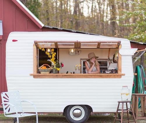 déco caravane comme cuisine