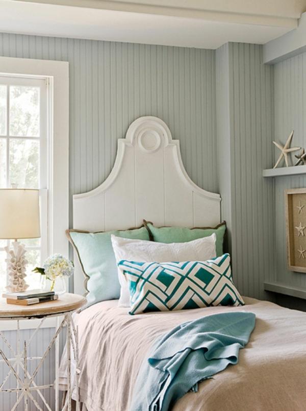 déco tête de lit bois style rustique