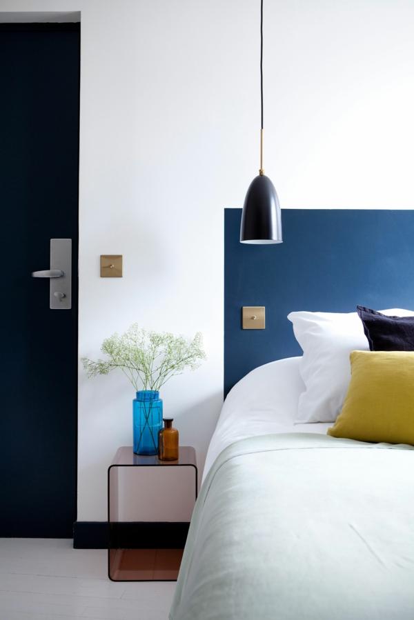 Déco tête de lit en 90 idées pour transformer l'apparence de votre chambre