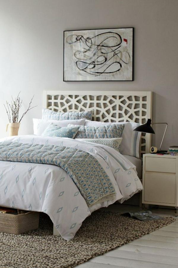 déco tête de lit style marocain