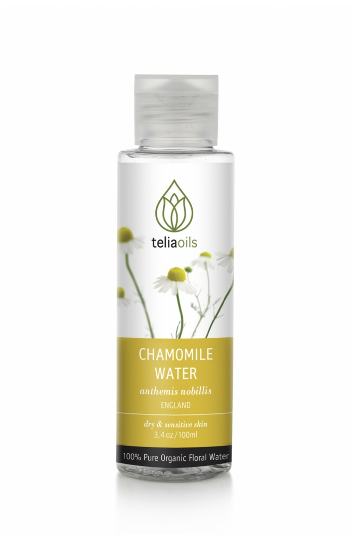 démaquillant maison eau florale de camomille