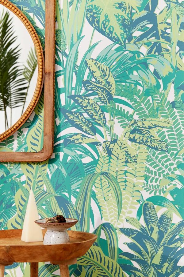 esprit jungle papier peint tendance 2019