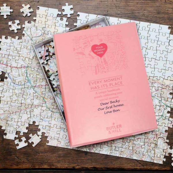 fête Saint-Valentin puzzle pour deux