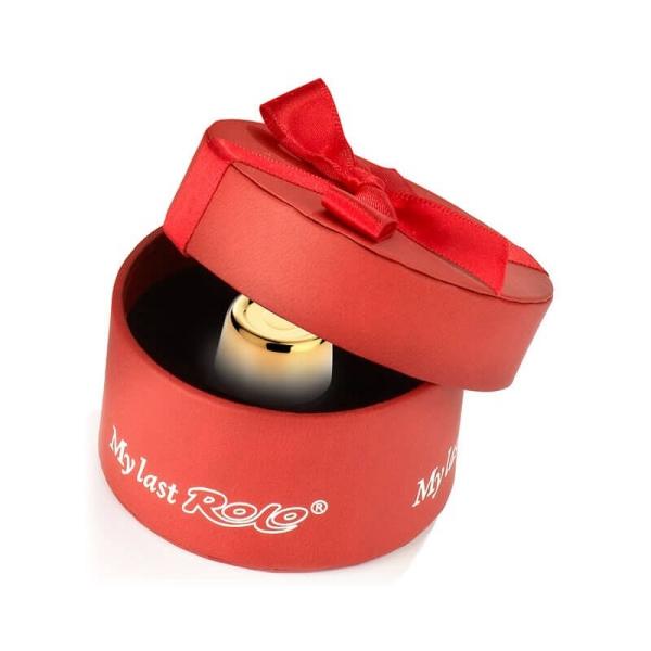 fête Saint-Valentin une boîte rouge