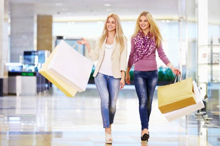 faire du shopping - idée si vous êtes seul pour la saint valentin
