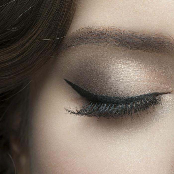 faux cils magnétiques maquillage femme