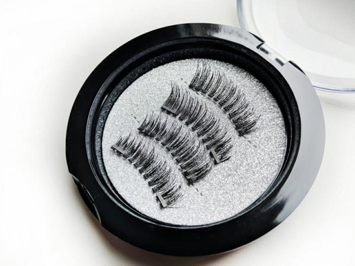 faux cils magnétiques maquillage rapide pour les yeux