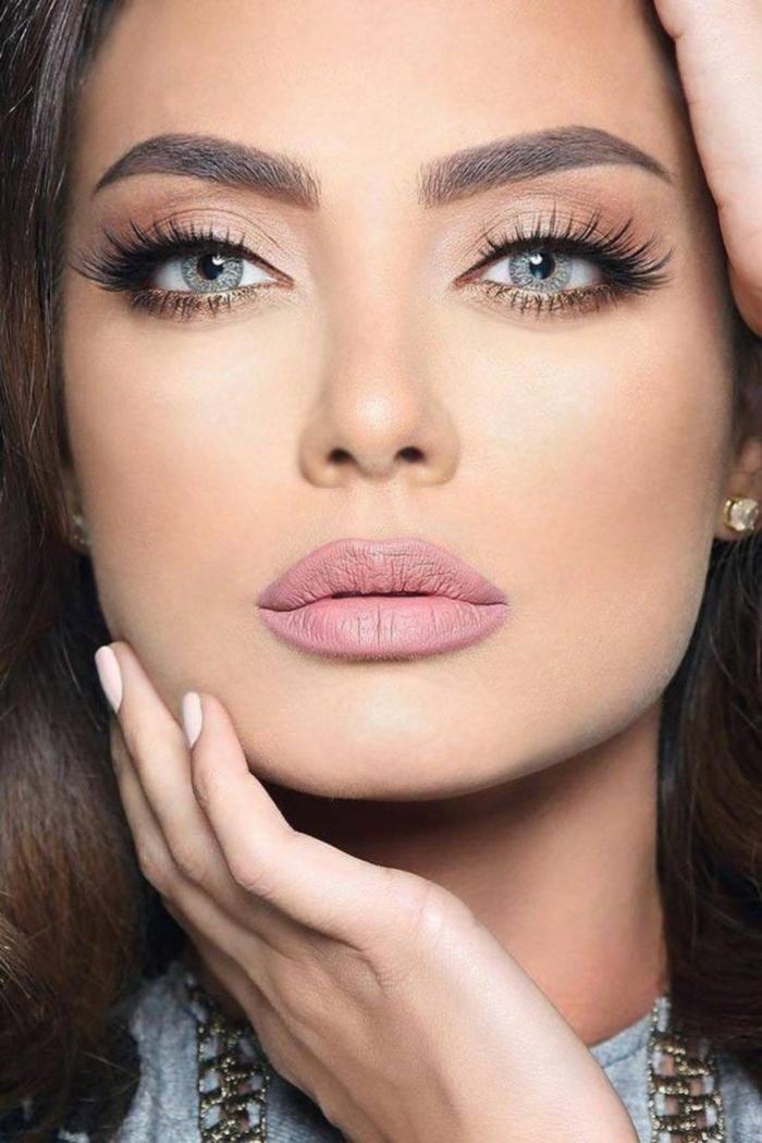 faux cils magnétiques pour un maquillage rapide et facile