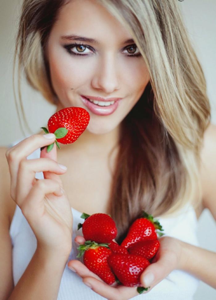 fraises régime fodmap