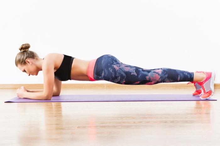 gainage abdo exercice planche