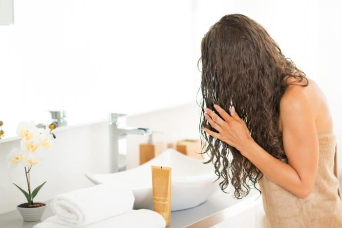 huile idée pour votre routine capillaire cheveux crépus