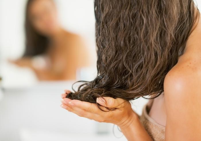 huile de souchet routine capillaire cheveux crépus