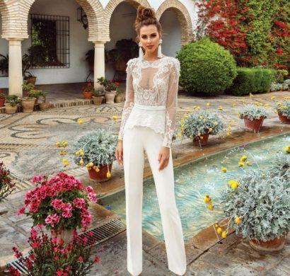 b5aaa8b4db7 Combinaison blanche mariage   l alternative idéale à la robe de mariée  traditionnelle
