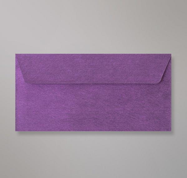 invitations de mariage Enveloppe à Grains Violette