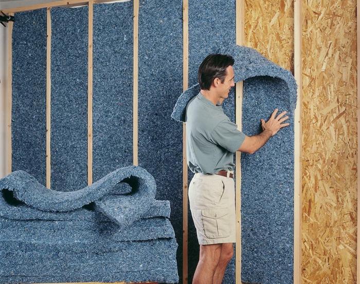 isoler sa maison isolation murale intérieure