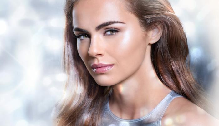 mode femme maquillage moderne 2019 yoga skin