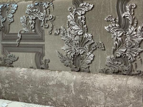 papier peint tendance 2019 effet texture imitation