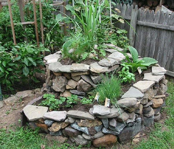plante rocaille éléments principaux de la rocaille