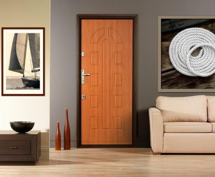 porte d'entrée pour isoler sa maison mieux