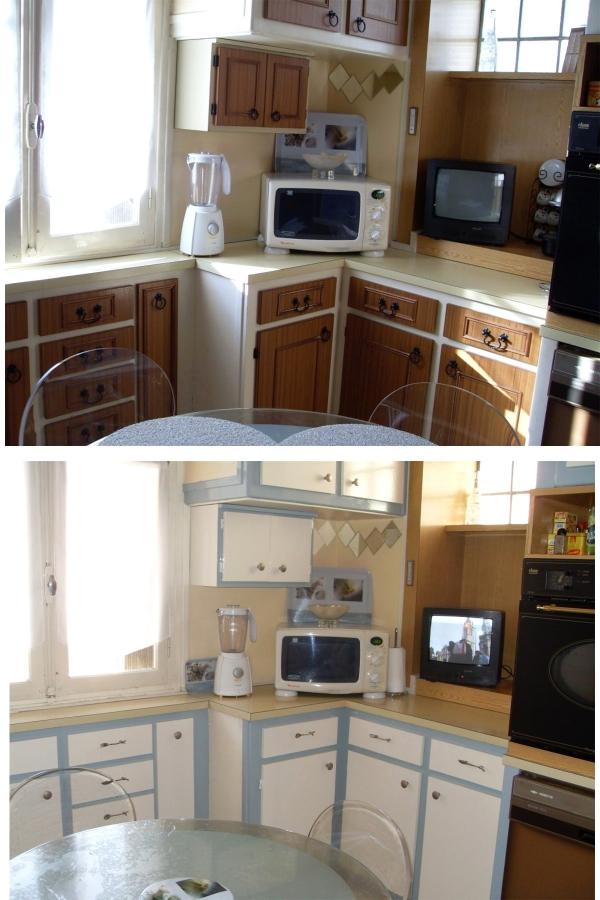 relooker meuble cuisine pas de grands changements