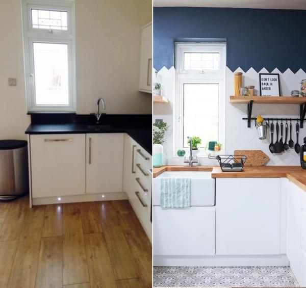 relooker meuble cuisine petit déplacement