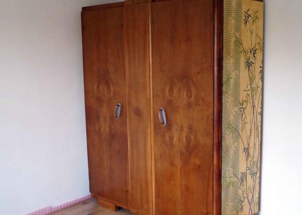 relooker un meuble ancien armoire rénovée