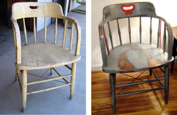 relooker un meuble ancien pour des styles différents