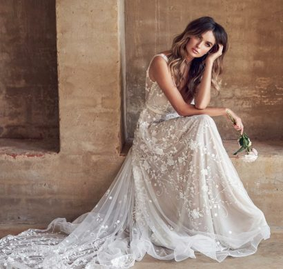 robe de mariée 2019