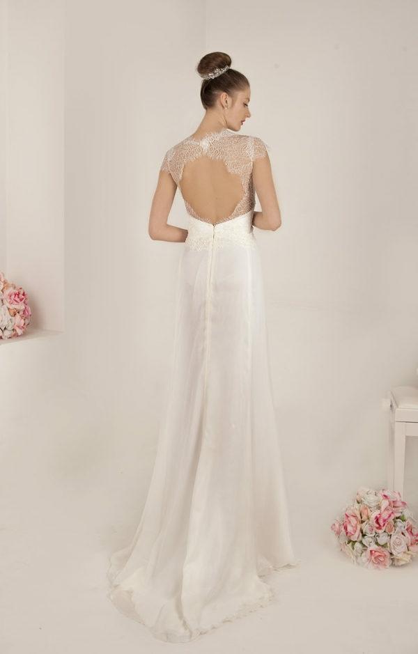 robe de mariée 2019 dos nu zoryana stekhnovych