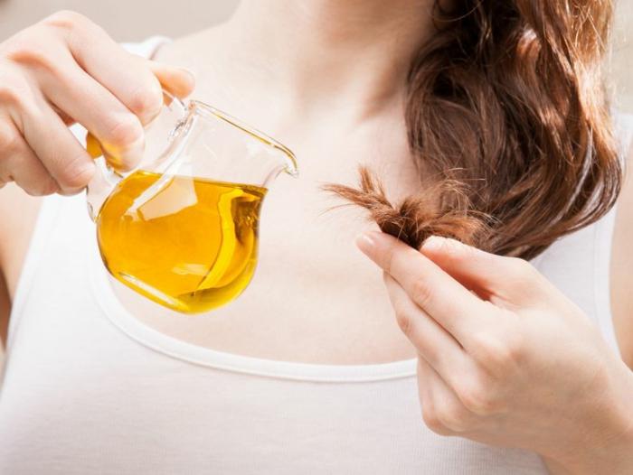 routine capillaire cheveux crépus bain d'huile