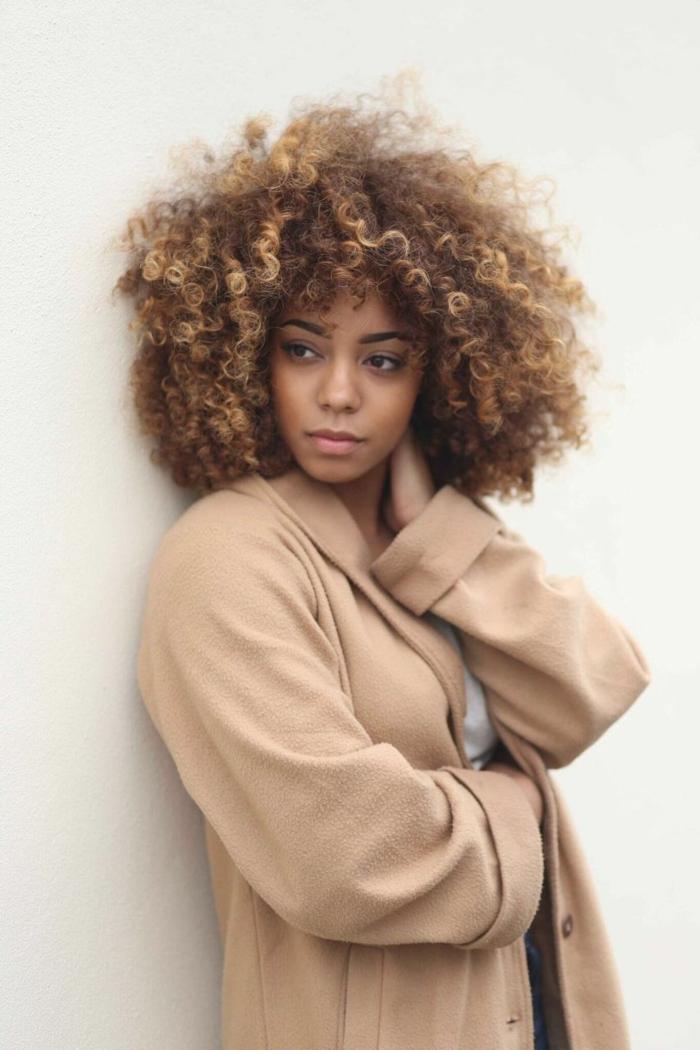 routine capillaire cheveux crépus et secs