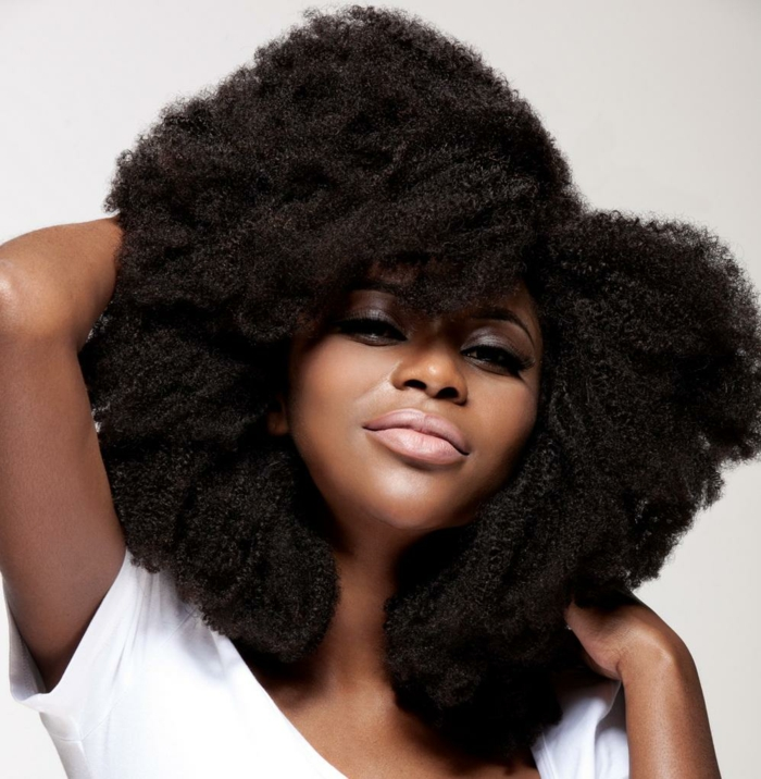 routine capillaire cheveux crépus inspirations