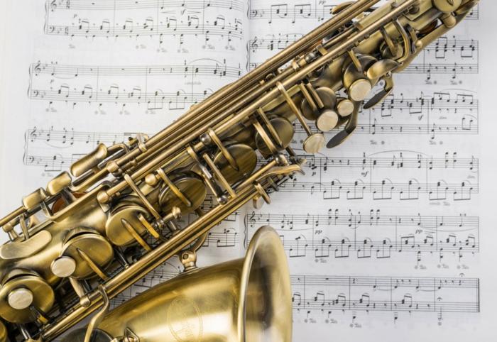 saxopnone instrument à vent