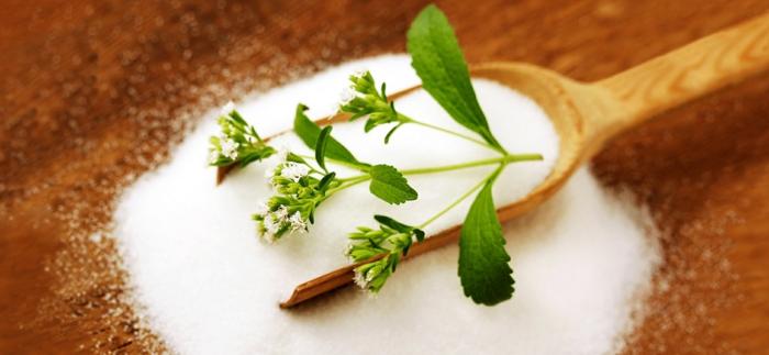 stevia régime fodmap